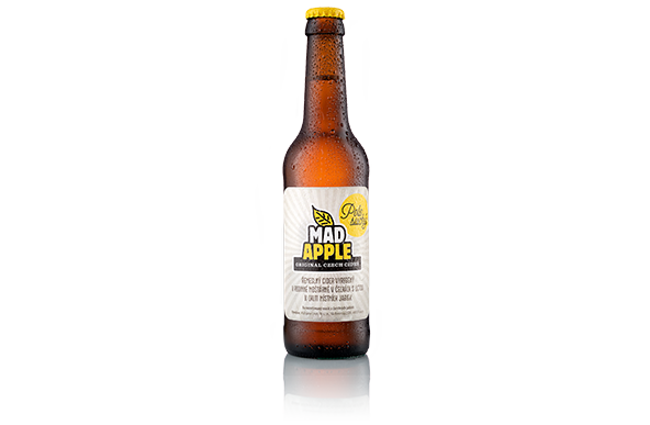 Cider Mad Apple polosuchý