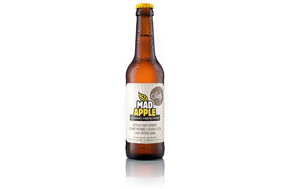 Cider Mad Apple suchý